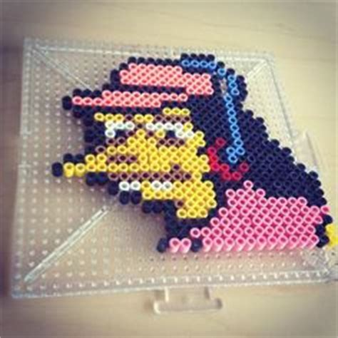 Marge Lego Bracelet 1000 images about perler simpsons on