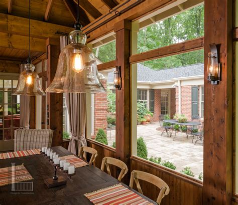Country Cabin Floor Plans Screened Porch Archives The Porch Companythe Porch Company