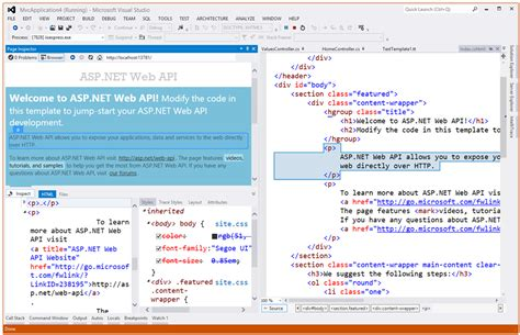 templates asp net visual studio 2012 visual studio 2012 and net framework 4 5 released to the