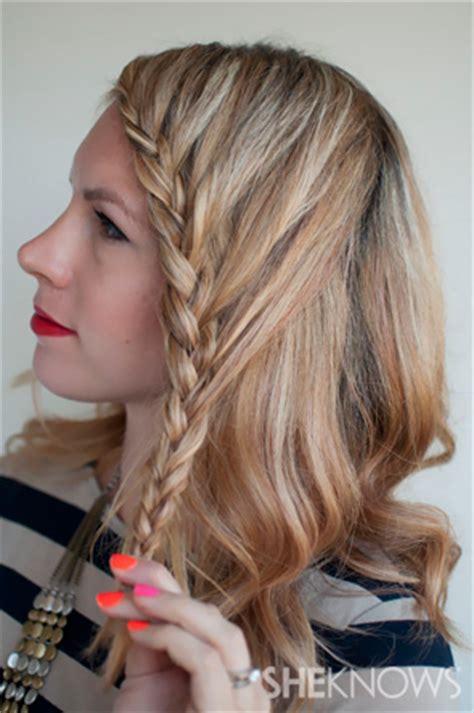 tutorial gaya kepang rambut tanda tiorida blog quot s tutorial gaya manis dengan rambut