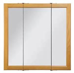 Tri View Medicine Cabinet 30 In Tri View Medicine Cabinet Mirror Id 3134009 Ebay