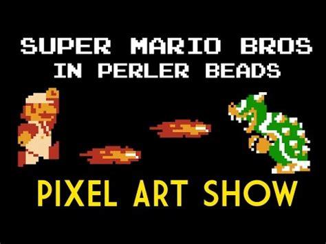 construct 2 tutorial super mario perler beads dr mario build doovi