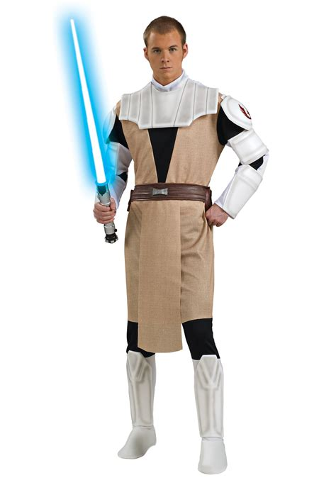 wars costumes deluxe obi wan kenobi costume wars
