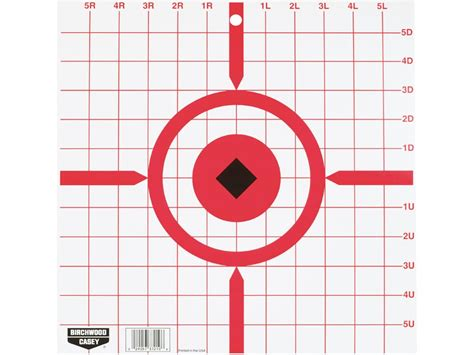 printable rifle scope targets birchwood casey rigid 12 crosshair sight in tagboard mpn