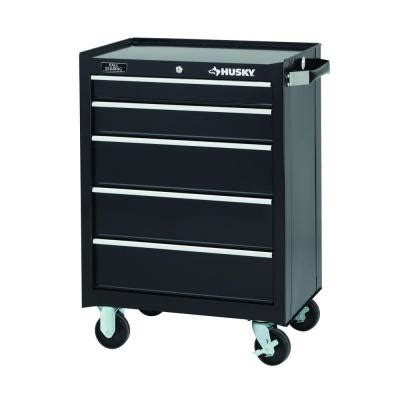 Rent To Own Husky 26 Inch 5 Drawer Tool Chest Textured Black by Husky 27 In 5 Drawer Cabinet Black 2636bkca5thd2 The