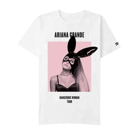 T Shirt Grande grande merch shirts posters albums store