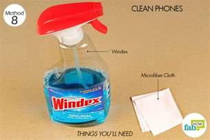 Windex To Clean Microfiber by How To Use Windex For Cleaning And Other Useful Hacks
