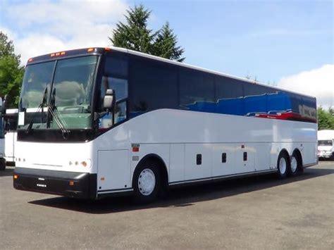 comfort bus rental our fleet