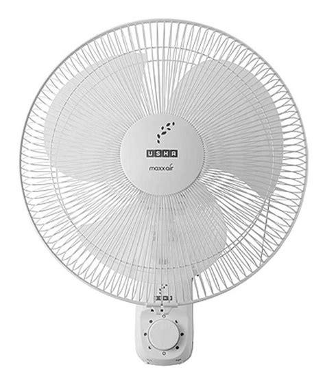 maxxair wall mount fan usha maxx air wall fan price in india buy usha maxx air