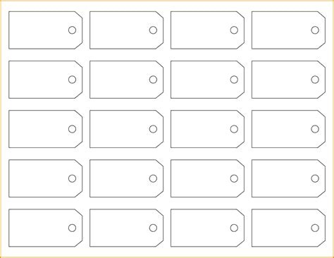 evacuee tag template evacuee label template printable tags and labels template