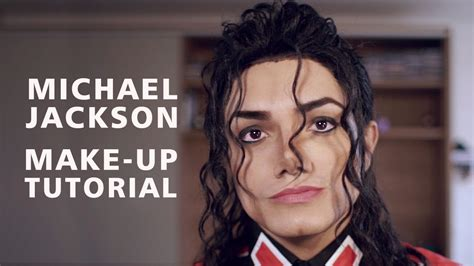 Makeup Jackson michael jackson makeup tutorial www imgkid the