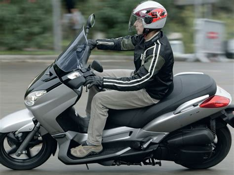 Motorroller Gebraucht Yamaha by Yamaha X Max 125 Gebraucht Strammer Max Roller Magazin
