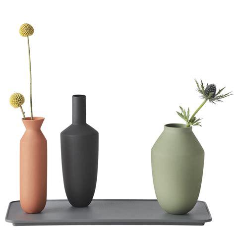 muuto vase muuto balance vase set of 3 block colour