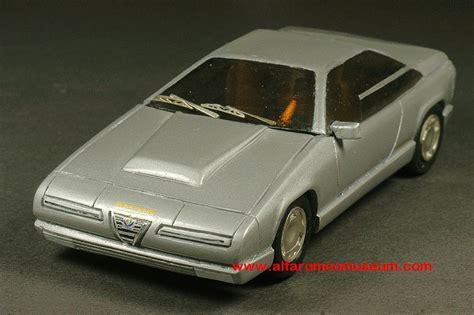 bertone alfa romeo model car museum part 2