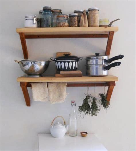 Полка для кухни своими руками из дерева