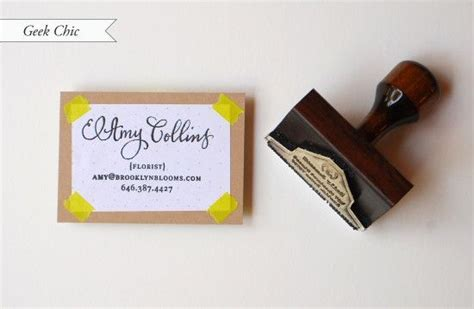rubber sting cards ideas 17 best images about business card ideas on