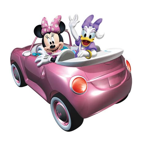 Car Set 8 In 1 Minnie 1 minnie and in 3d finished in photoshop a rappazzo 1 eye design