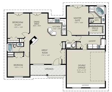 3 bedroom 2 bath open floor plans house plans and design house plans india with 3 bedrooms