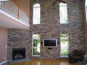 Home Interior Work Rjz Home Improvements Llc Interior Stone Work