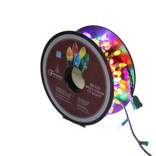 season s traditions led lights trimming traditions 200 c3 led lights on reels