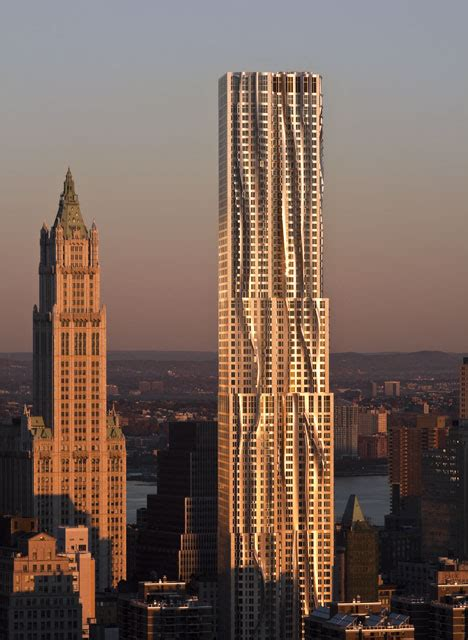 architecture review new york by gehry