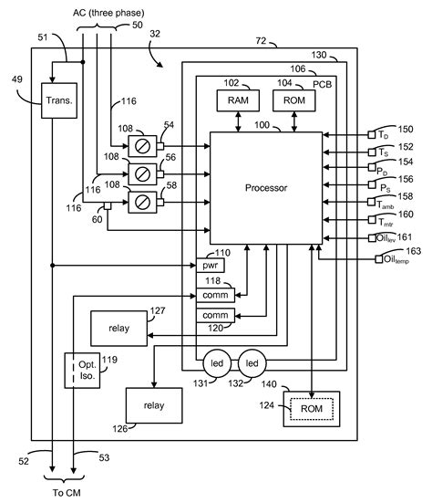 single phase compressor wiring diagram 3 phase copeland compressor wiring diagrams wiring diagram