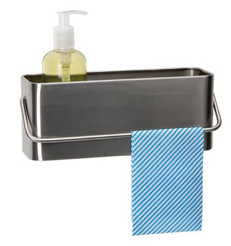 kitchen sink tidy kitchen sink tidy sink tidy by distinctly living
