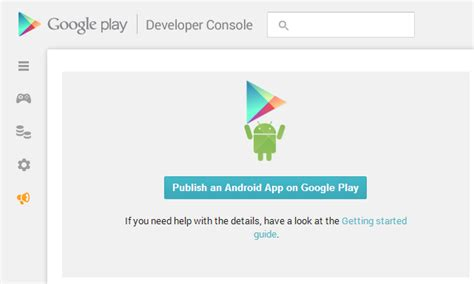 upload apk to play store publishing your app ionic framework