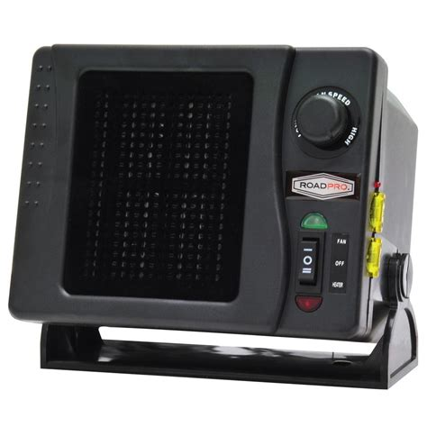 12 volt heater for cervan 12 volt direct hook up ceramic heater fan with swivel