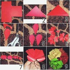 cara membuat origami untuk hiasan dinding cara membuat hiasan dinding kamar sendiri dari kertas