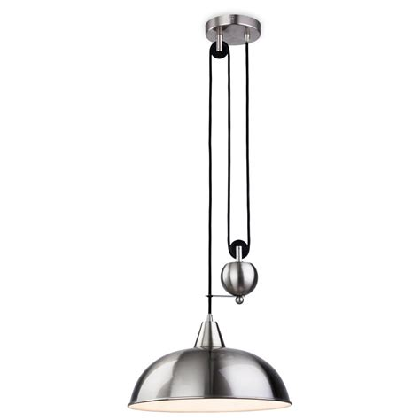 firstlight century modern rise and fall ceiling light in