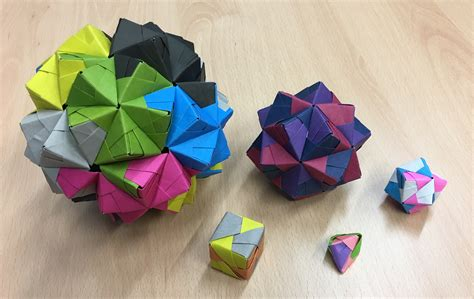 modular origami 12 units modular origami 12 units 28 images etna kusudama by