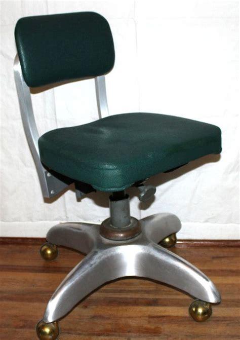 vintage industrial desk chair vintage industrial goodform tanker office chair vinyl by