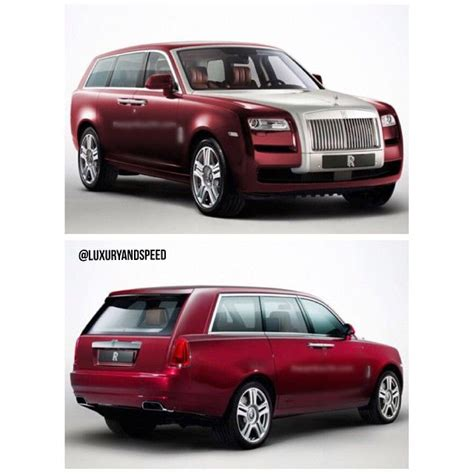 roll royce jeep the cullinan rr suv rolls royce thoughts ما رأيك