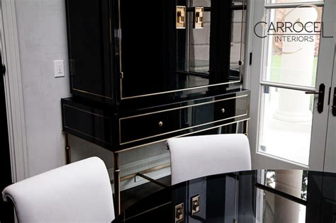lacquered coffee color modern kitchen tall pantry cabinet custom made art deco black lacquer cabinet contemporary