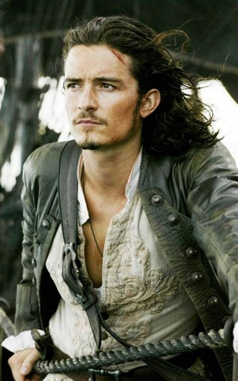 cutting my sons hair changed his personality orlando bloom so hot as will turner in the pirates of the
