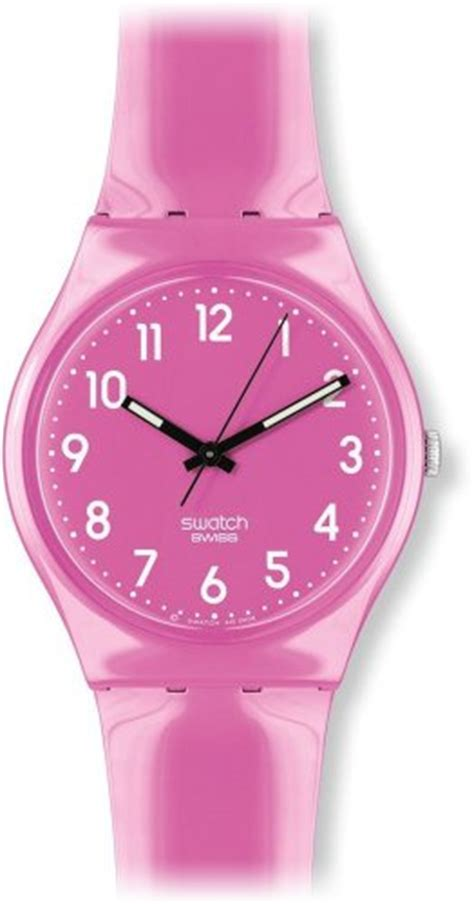 Jam Tangan Tic Toc Pink retro swatch watches from the 80s and 90s