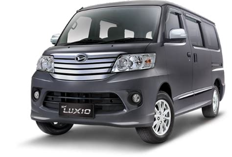 Suzuki Luxio Harga Terbaru Dan Spesifikasi Lengkap Daihatsu Terbaru