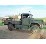 1960 Curtis Wright Bobbed 2 1/2 Ton Army Truck Deuces