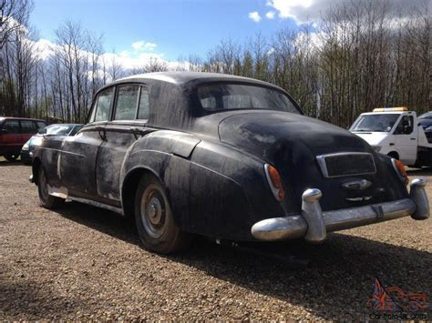 1957 rolls royce silver cloud 1 6 power steering