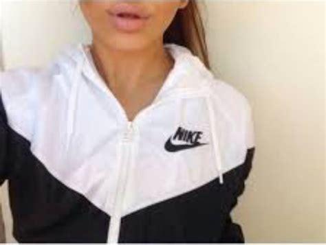 Vest Zipper Hoodie Just Do It Jacket Nike Nike Jacket Nike Windbreaker Windbreaker