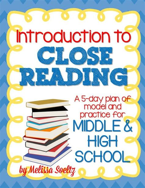 new strategies for teaching middle school health teaching close reading skills high school a close look