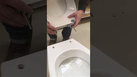 montage sanitop wc sitz absenkautomatik holzkern