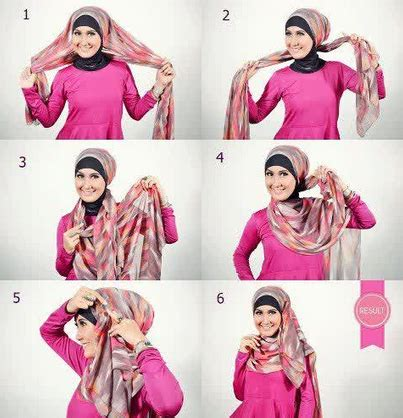 cara memakai jilbab terlengkap dan mudah terbaru 2015 cara mudah memakai kerudung pashmina terbaru