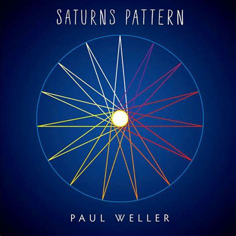 paul weller saturns pattern japanese edition listen paul weller s spacey new track saturn s pattern