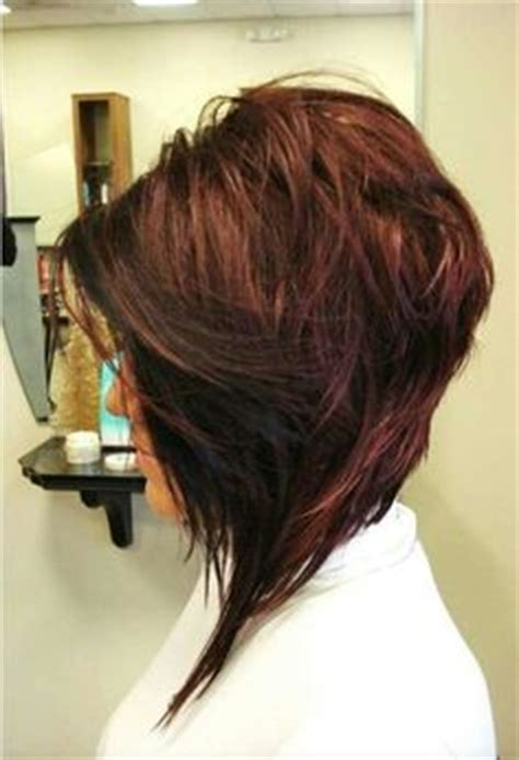 extreme wedge haircut 90 45 layered on pinterest short hair back short