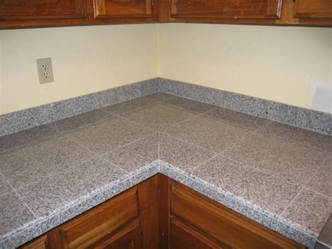 granite tile bar top making it too perfect kitchen post 5 countertops