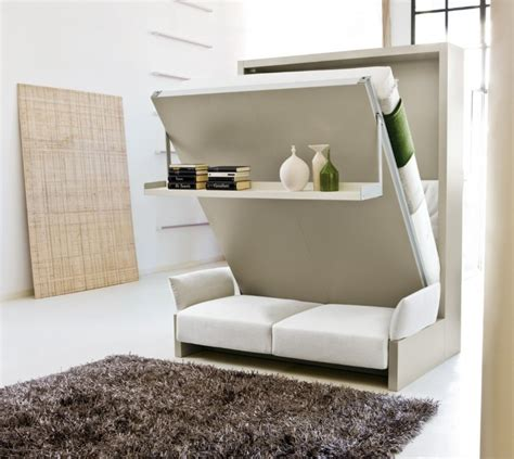 space saving retractable loft beds digsdigs