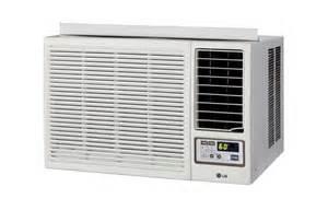 Window Ac Heater Unit Lg Lw2413hr 23 500 Btu Heat Cool Window Air Conditioner