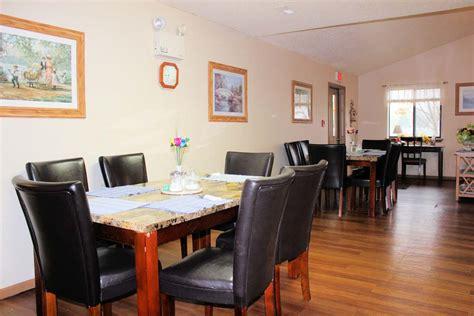 Dining Rooms Bristol by Senior Living Bristol Manor